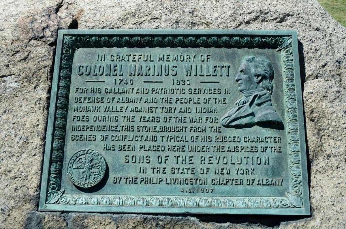 Willett Rock
